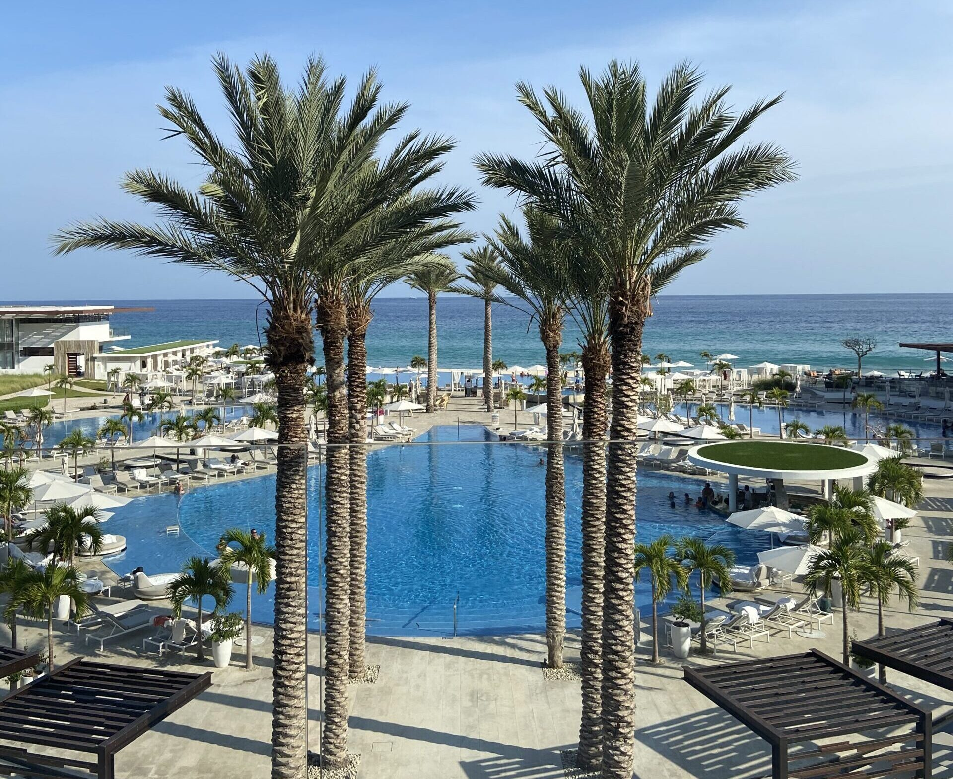 Luxury Cabo Le Blanc Pool