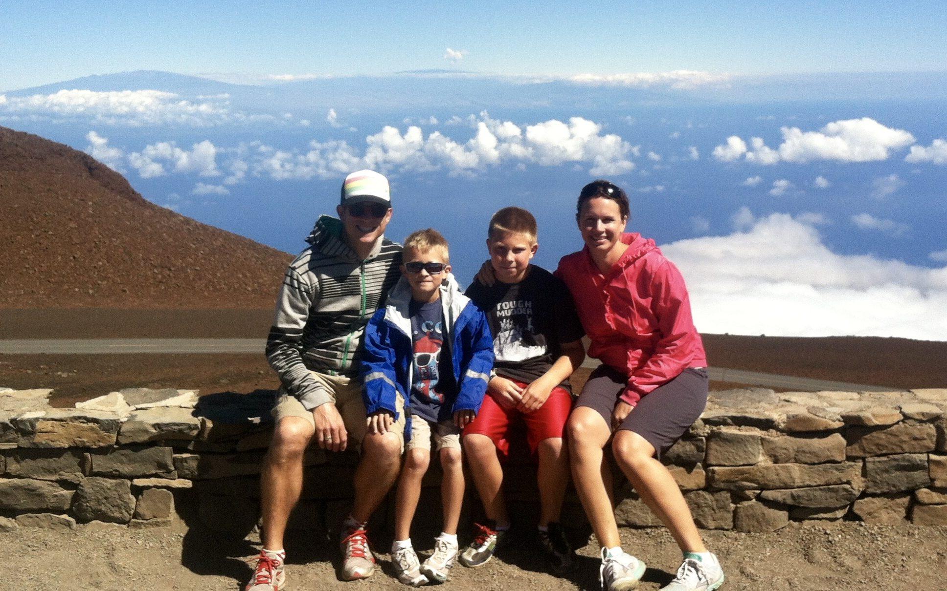 family trip Hawaii